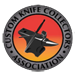 Custom Knife Collectors Association logo
