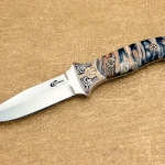 Curt Erickson Boot Knife