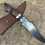 Haley DesRosiers Sub Hilt Fighter and sheath